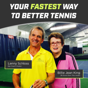 tennis training aid, tennis training equipment, billie jean king