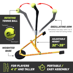 tennis training aid, tennis training equipment