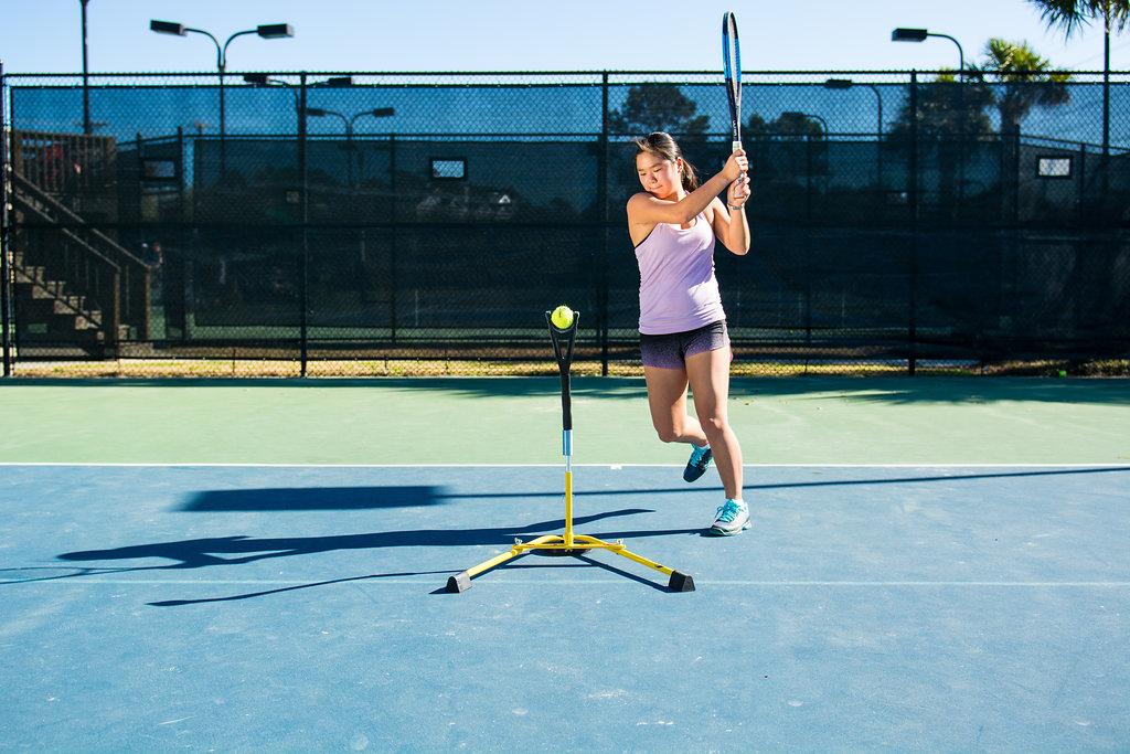 tennis training equipment
