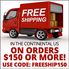 Free Shipping on $150+ orders at the Eye Coach
