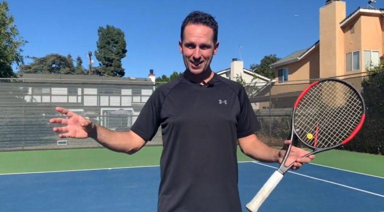 Improving Tennis Technique = MORE LOSSES?!