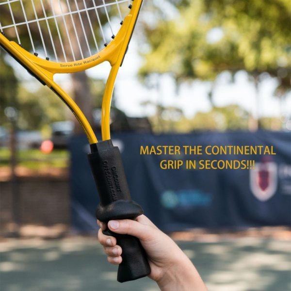 Serve Rite Racquet